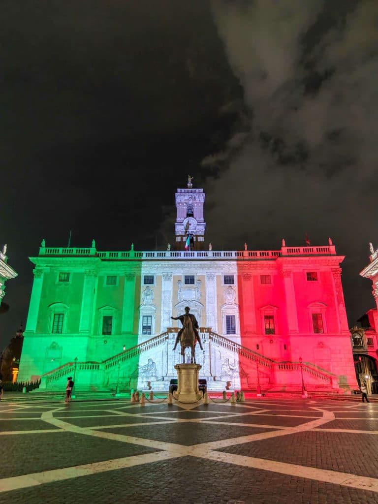 Capitolium, Rome