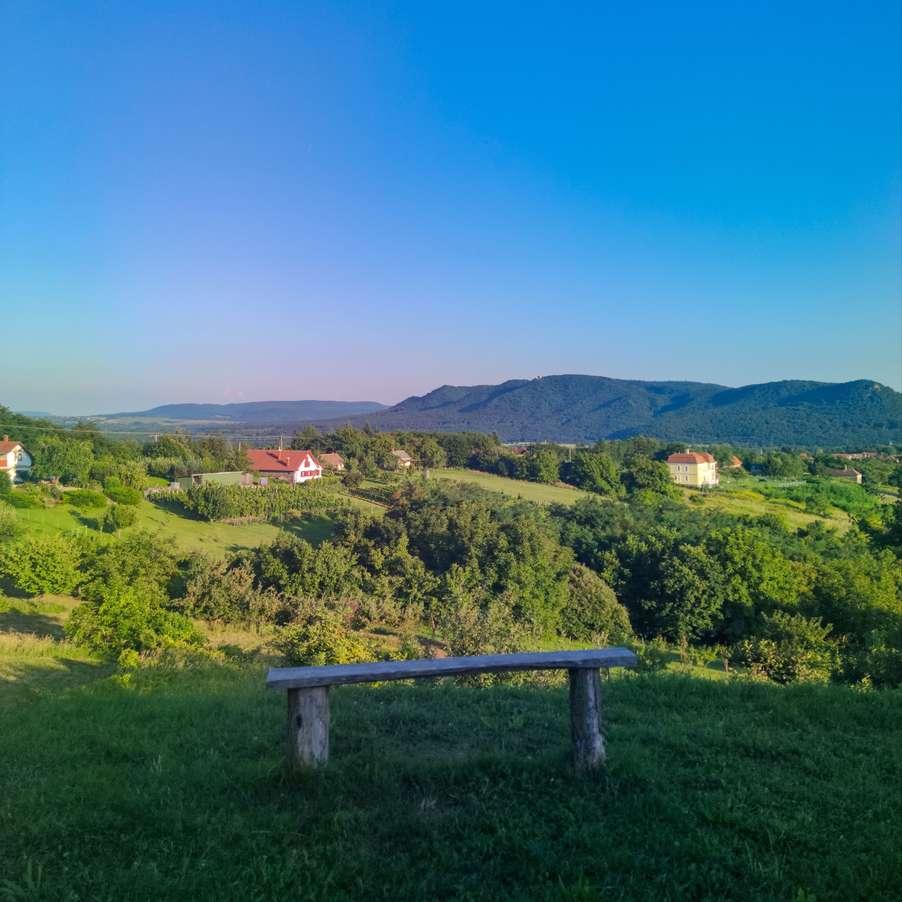 Countryside around Zalaszanto