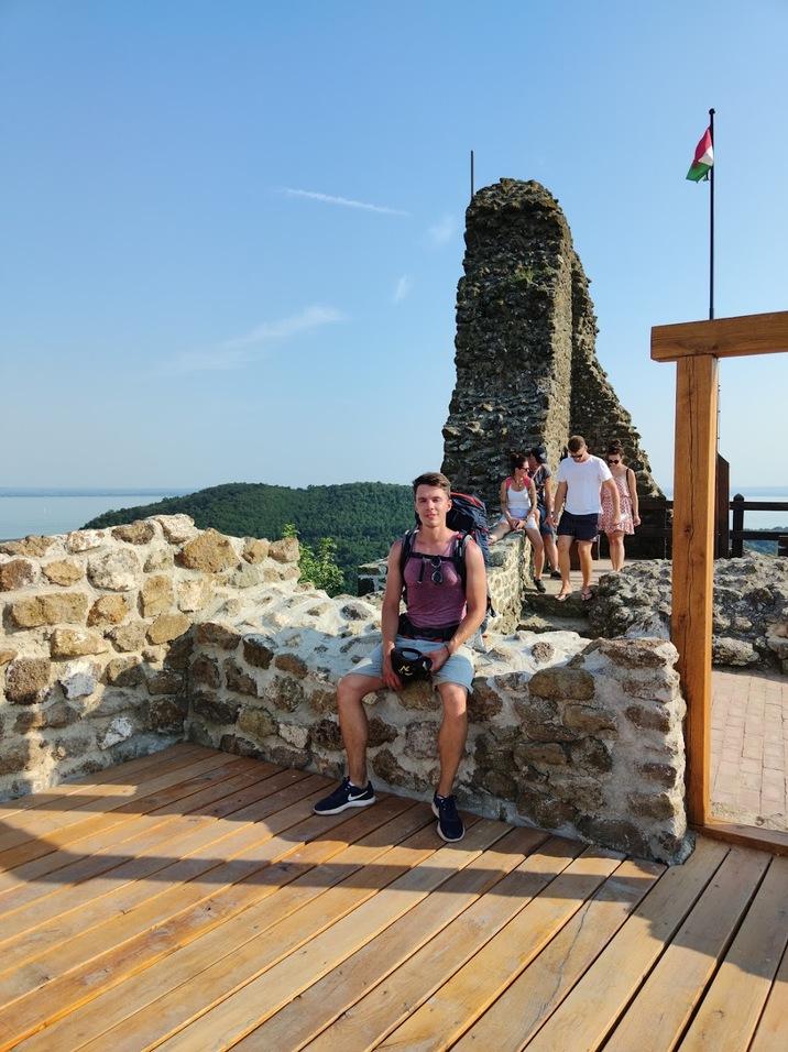 Szigliget fortress