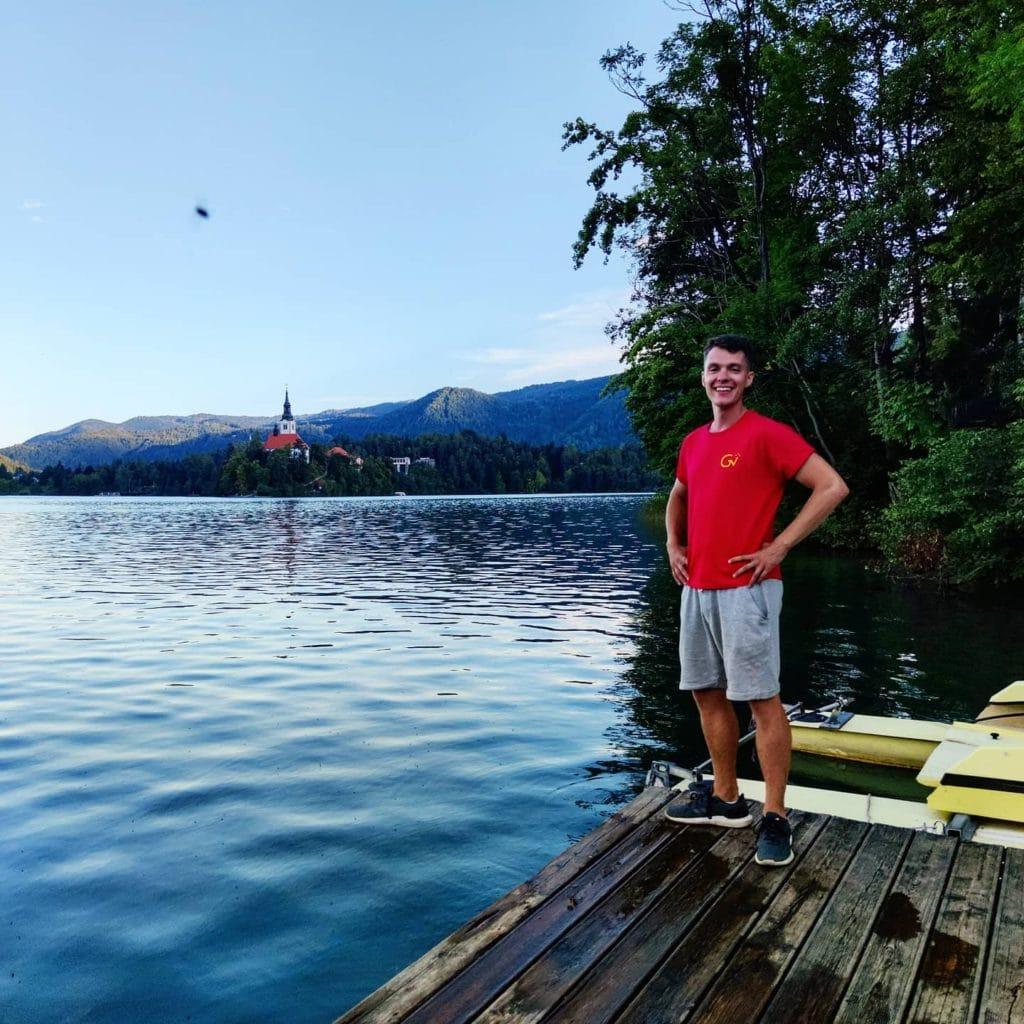 Lake Bled, Sloveenia