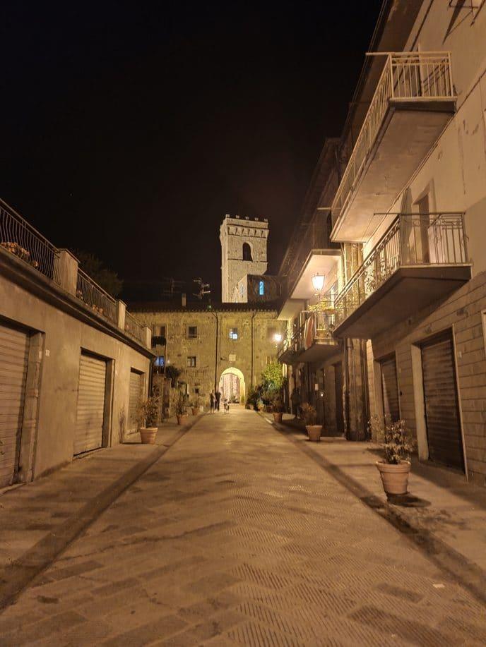 Abbadia San Salvatore. Tuscany