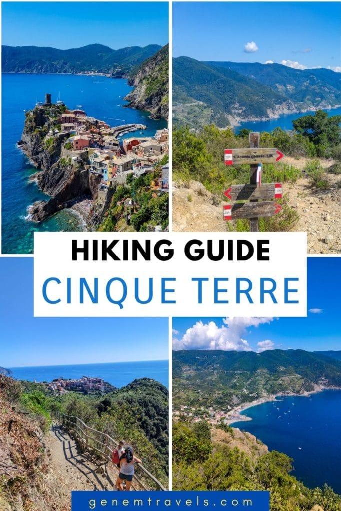 Cinque Terre hiking guide