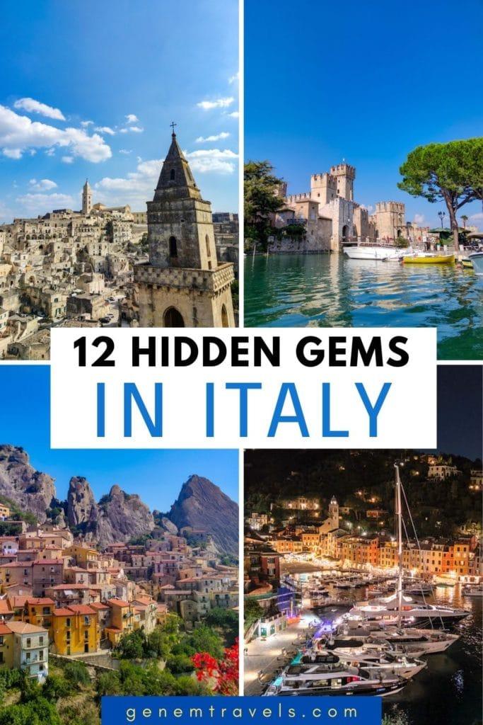 Hidden Gems in Italy