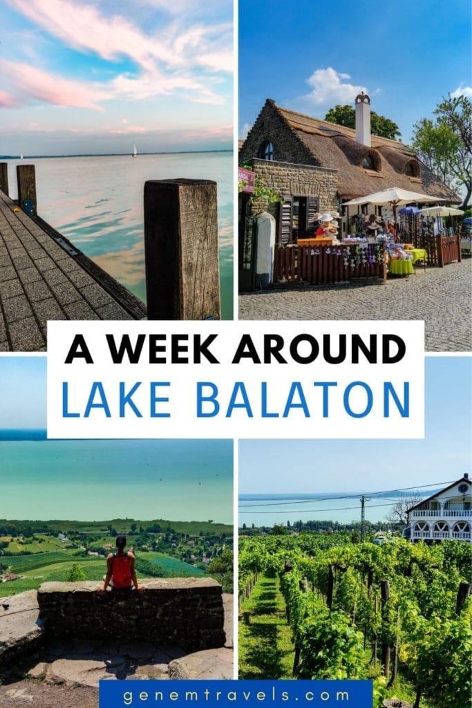 Lake Balaton guide