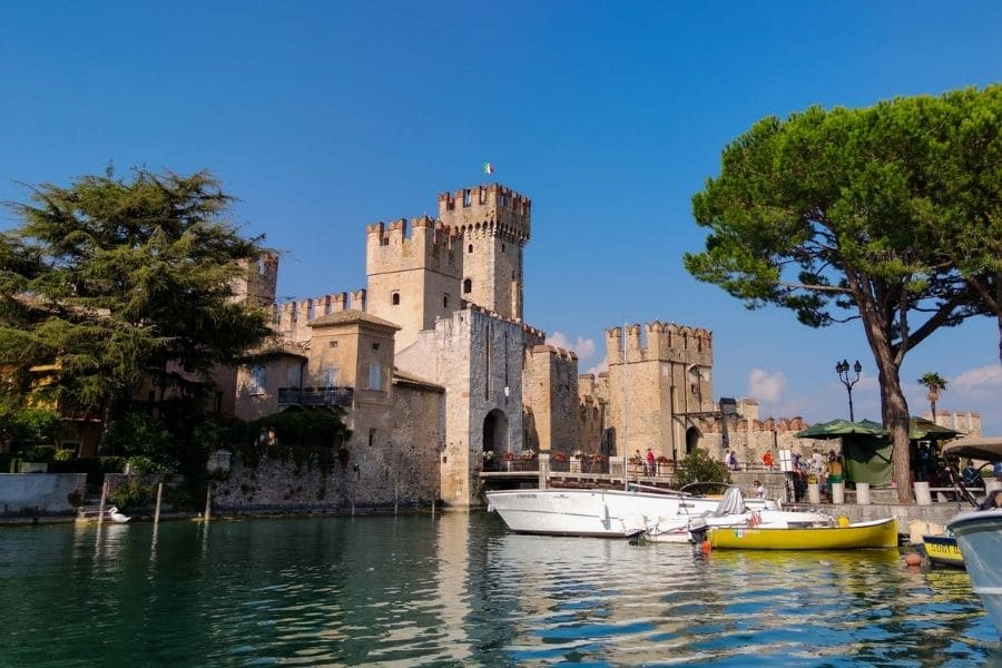 Sirmione, beautiful villages in Italy