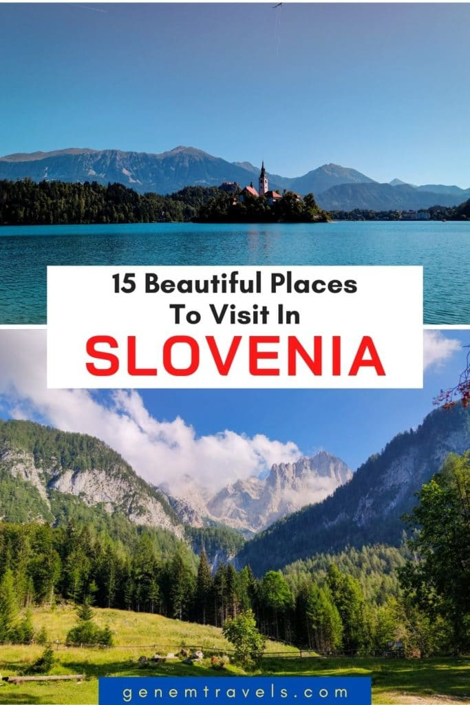 beautiful places in slovenia