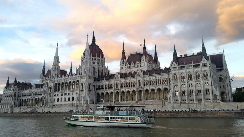 river cruises in Budapest