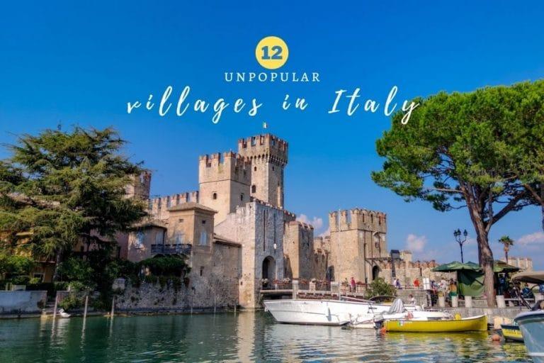 Unpopular villages in Italy