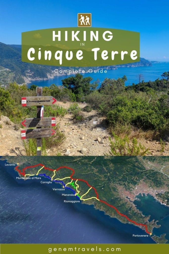 Hiking the Cinque Terre