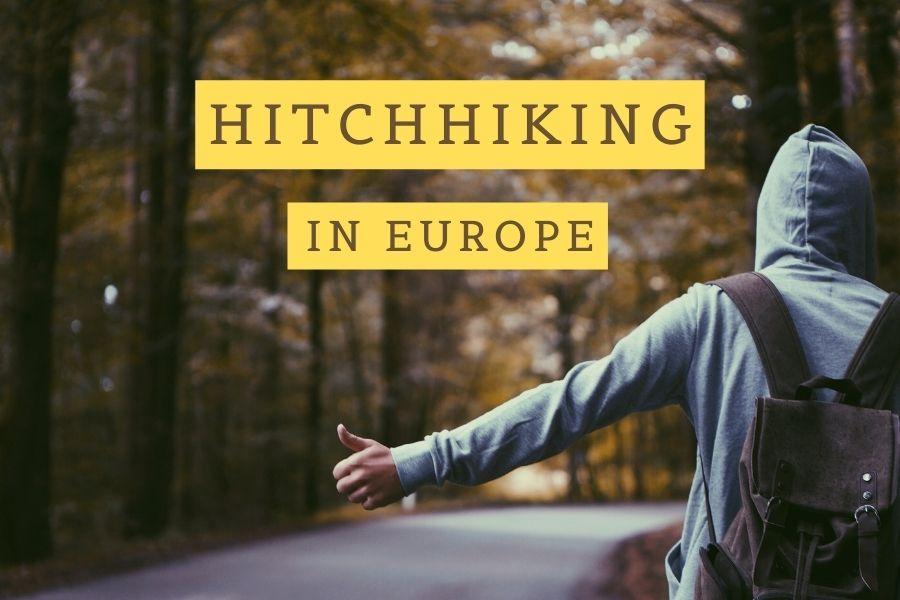 Hitchhiking in Europe