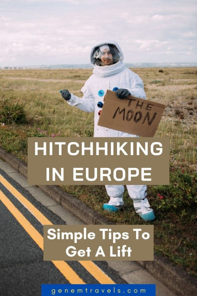 hitchhiking across europe