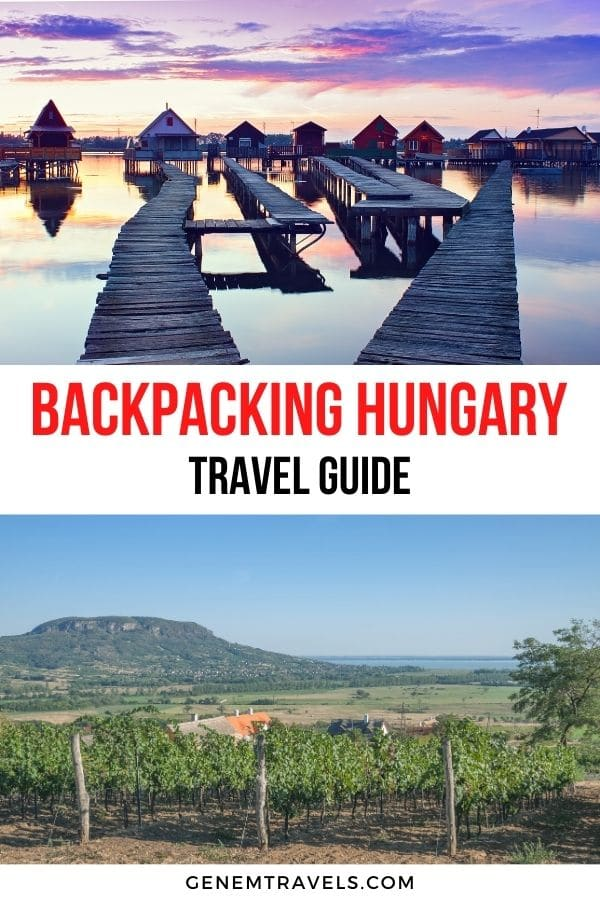 Backpacking hungary guide