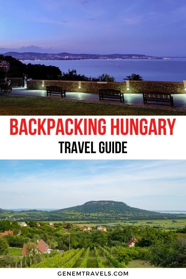 backpacking hungary travel