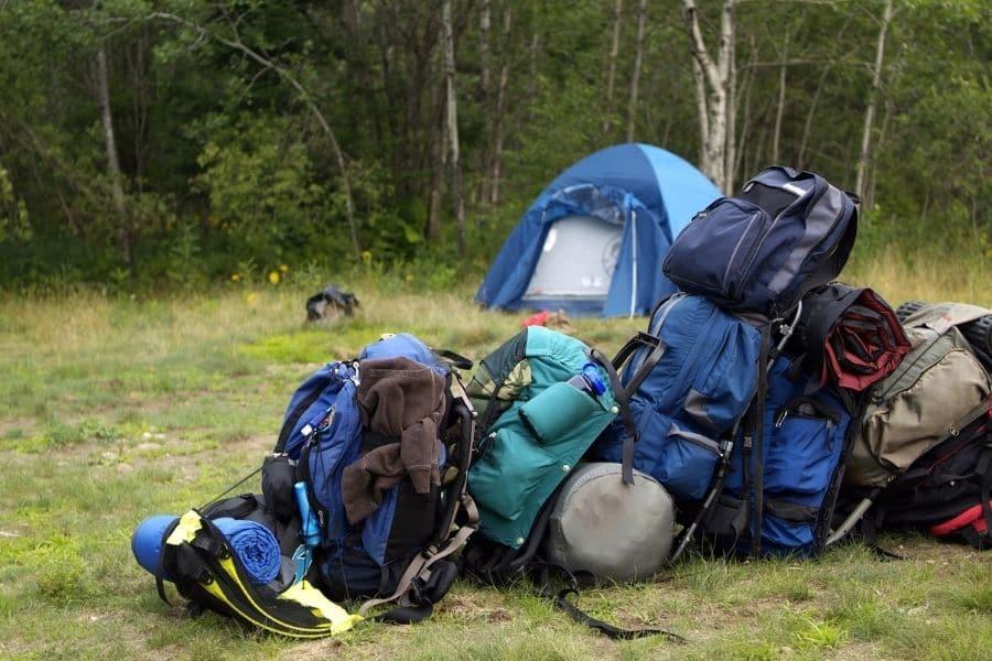 wild camping checklist