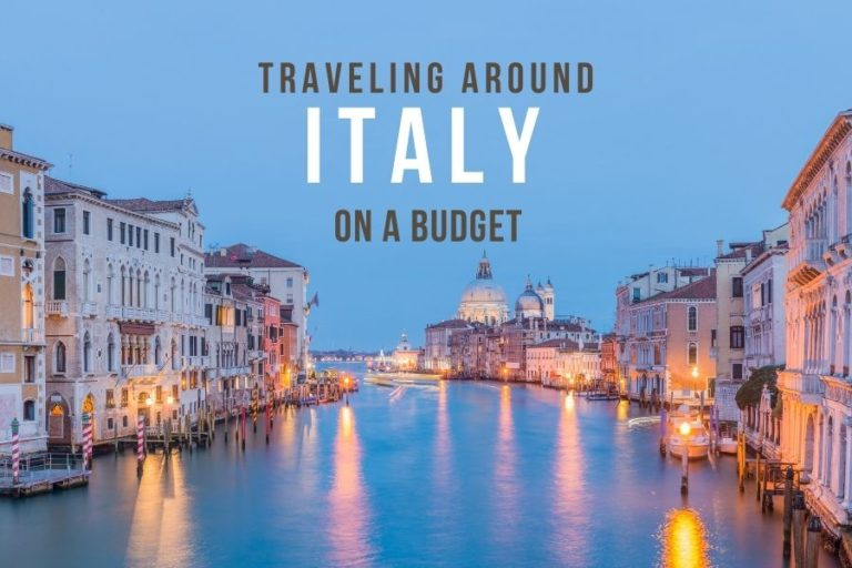 italy on a budget