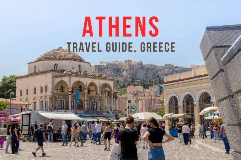 Athens travel guide greece