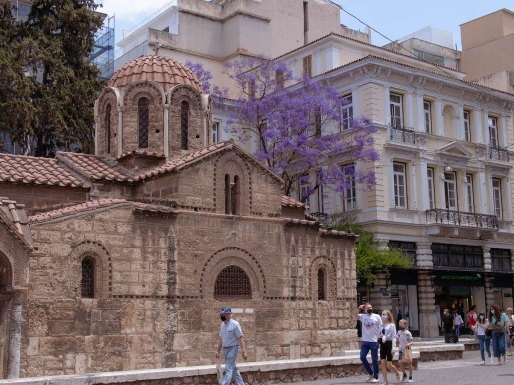 Church of Panagia Kapnikarea