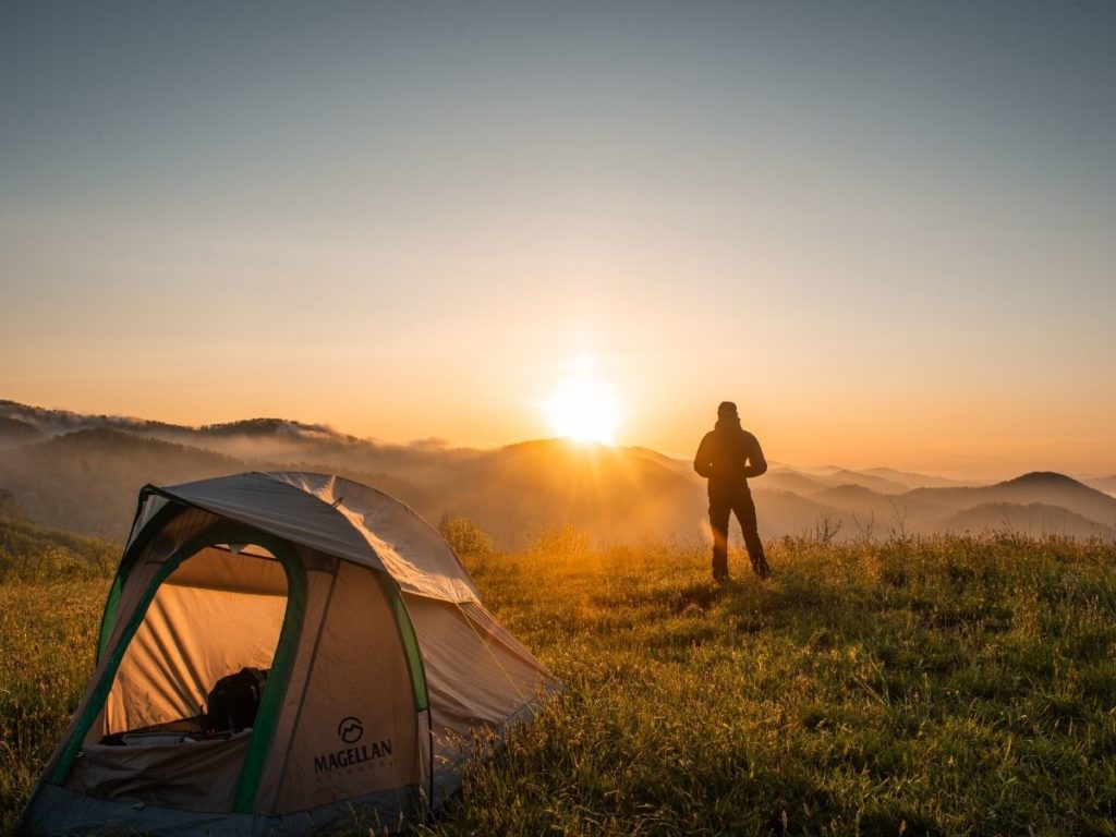 essentials for wild camping