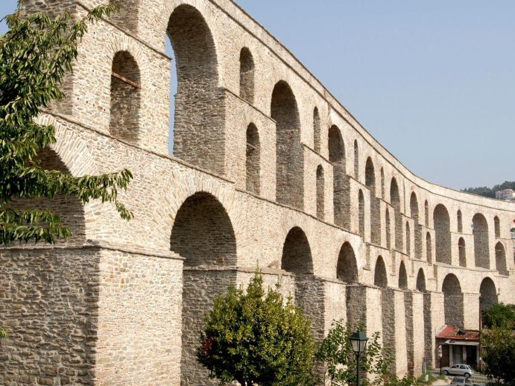 Aqueduct of Kavala
