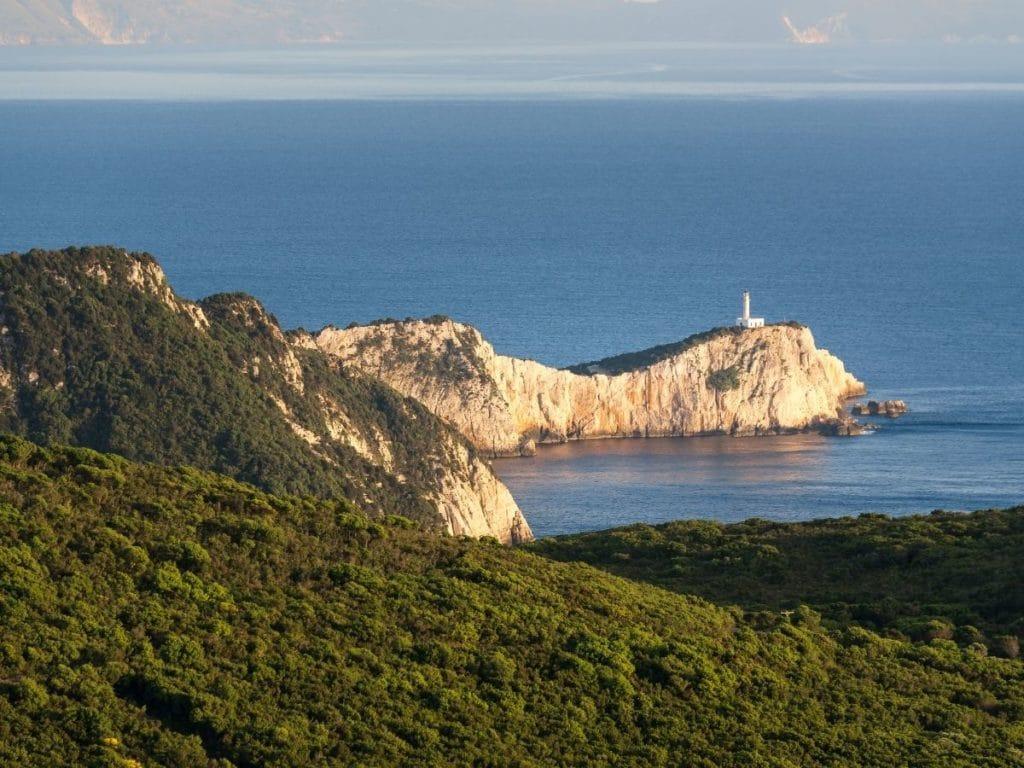 Cape Lefkada, Greece