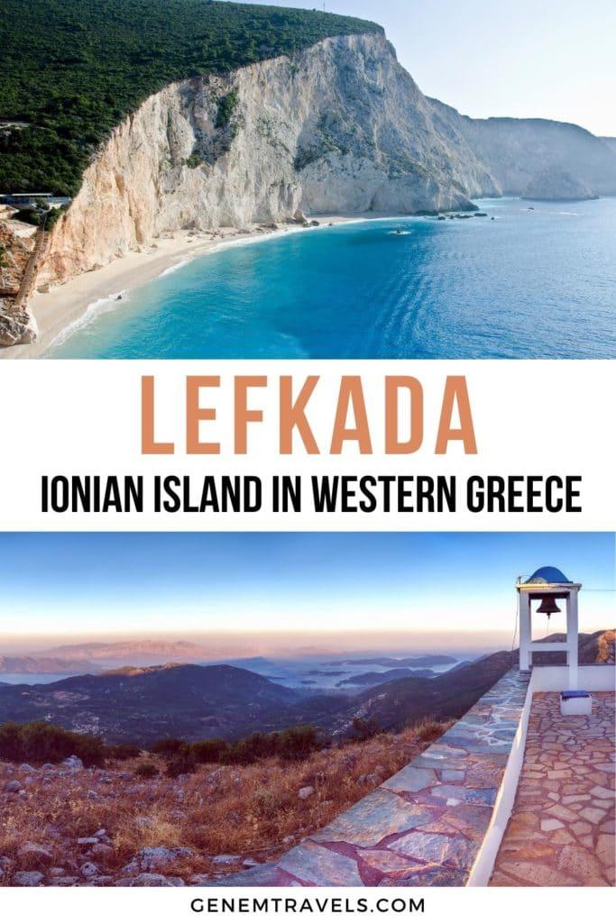 Lefkada island travel guide