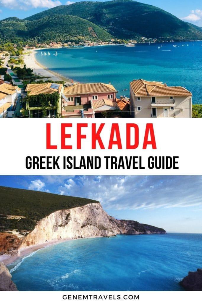 Lefkada travel guide