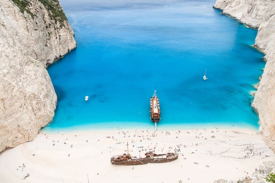Travel guide to Greece