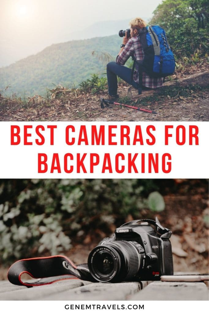 cameras for backpacking