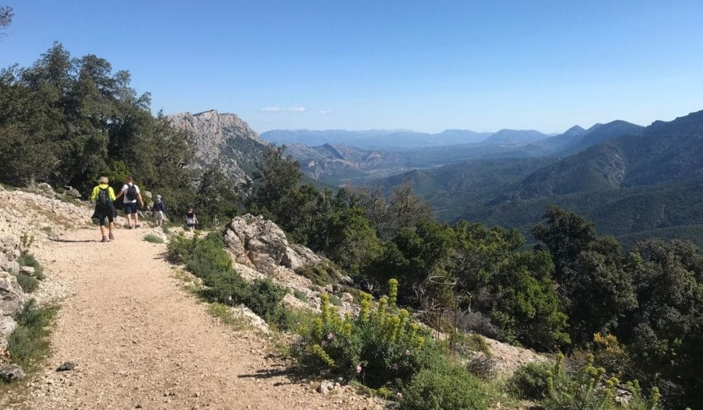 Hike To Gorropu Gorge