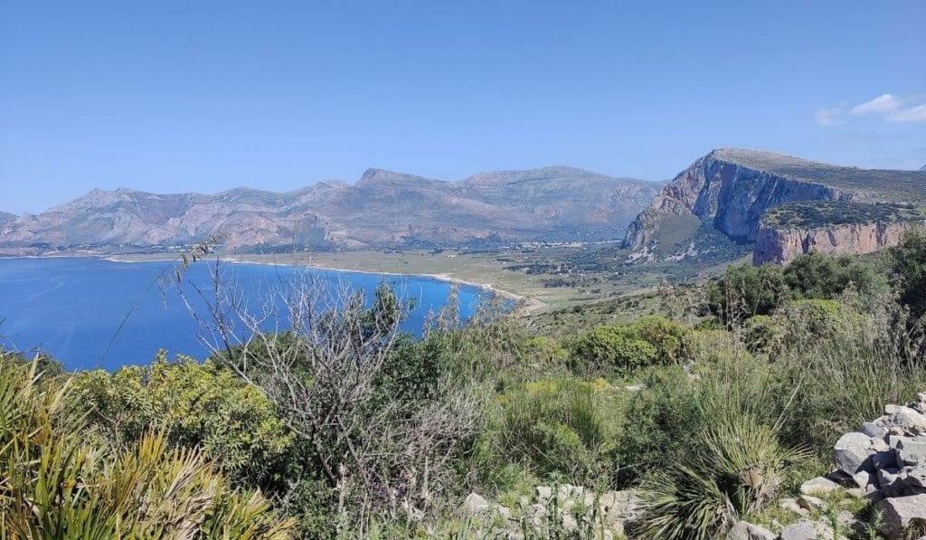 Monte Cofano Reserve Hike
