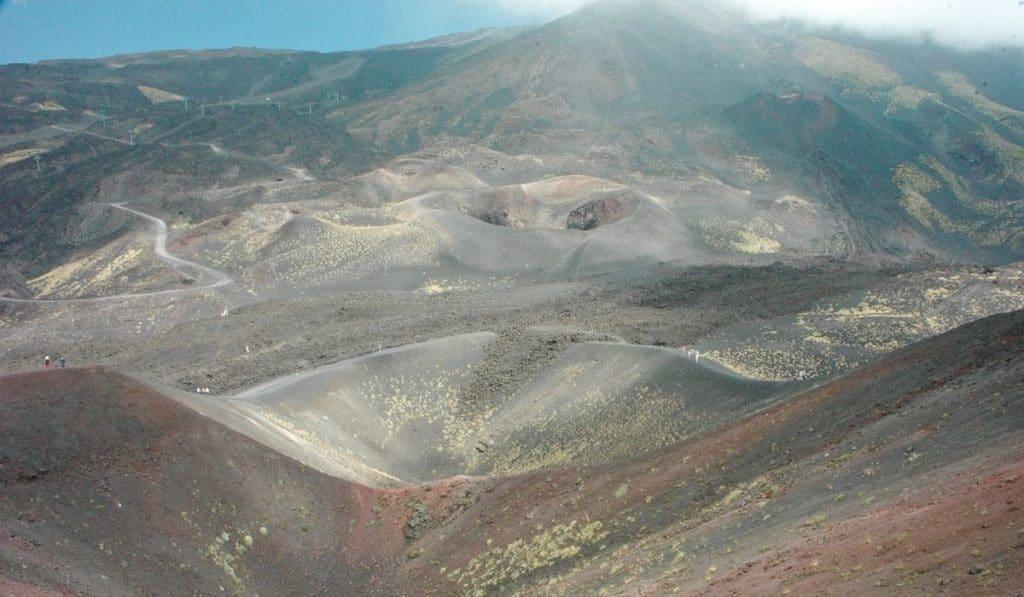 Mount Etna hike