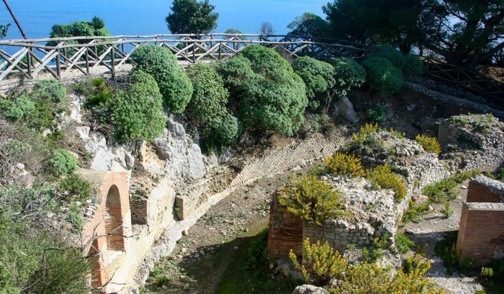 Villa Jovis hike