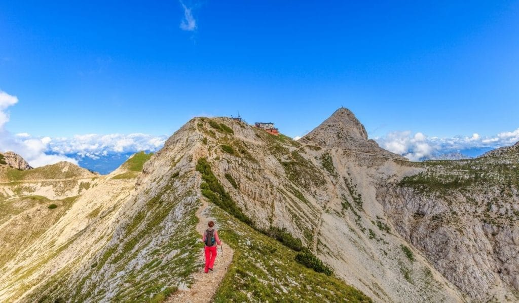 the best hikes in italy